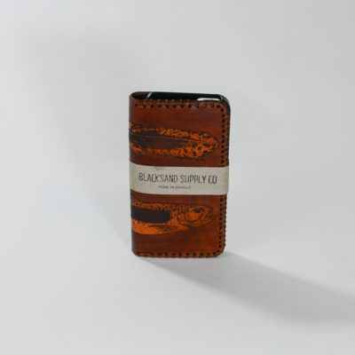 Andrew Sariski Leather Phone Case