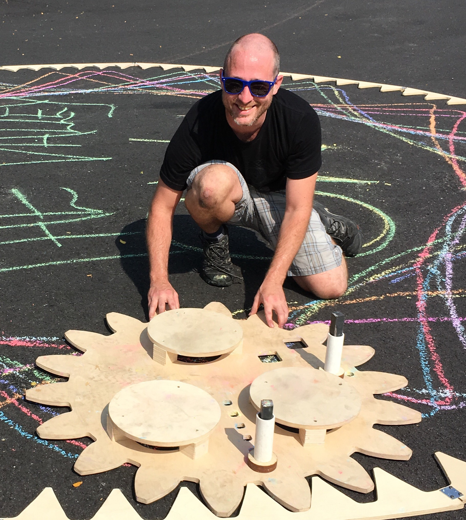 Seven Days: Jake Blend's Spirograph Is One for the Record Books